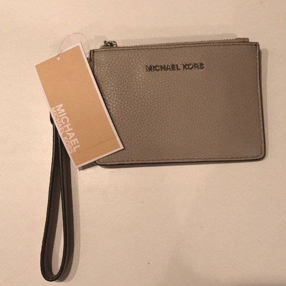 e6bd868852a9 Michael Kors SM Coin Purse Leather